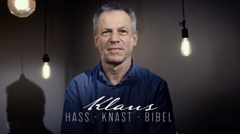 Klaus, vom Knast zur Bibel
