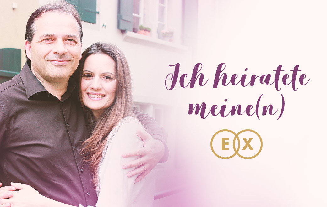 Monica Masi heiratete ihren Mann ein zweites Mal