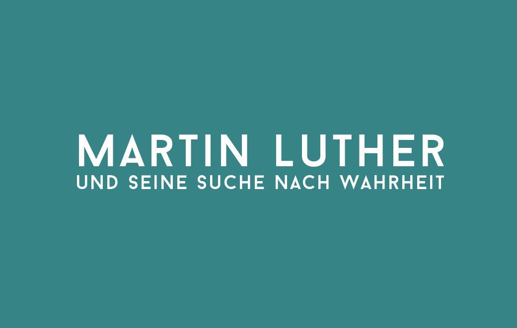 Martin Luther fand in der Bibel Antworten