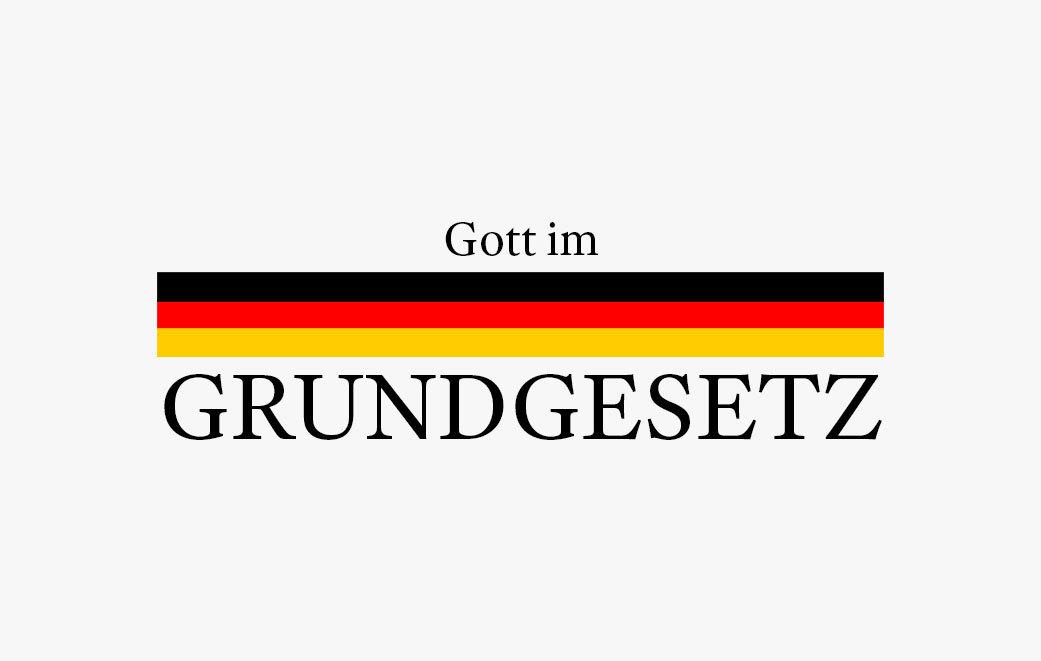 Deutschland feiert 70 Jahre Grundgesetz.