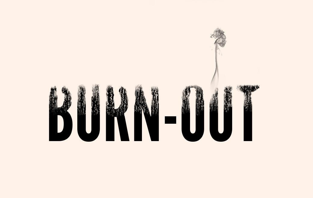 Burn-out: Ausgebrannt und erschöpft