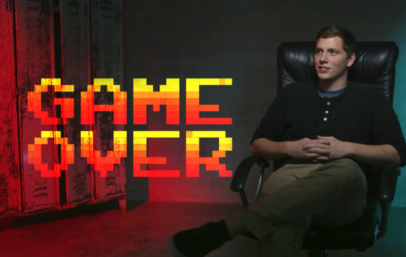 Dennis schaffte es aus der Gaming Sucht