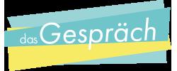 Das Gespräch Logo