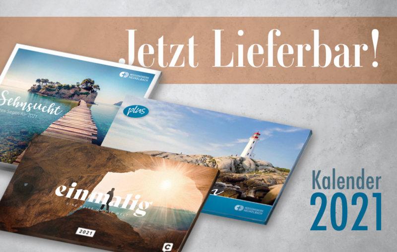 Werbung Blogbild Kalender 2021