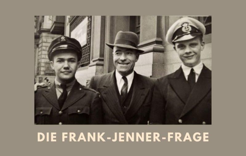 Frank Jenner war ein leidenschaftlicher Evangelist