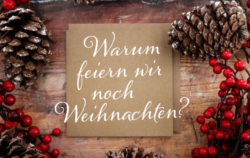 Ist Weihnachten mehr als Tradition?