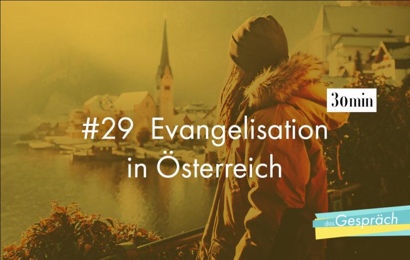 Das Ehepaar Bode sind Missionare in Österreich